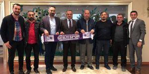 Köşker'den Gebzespor'a destek
