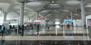 77 milyon m2'lik alanı izleyebilmek için oluşturulan sanal kule ile havalimanı operasyon merkezi entegre edildi