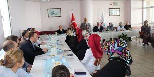 Farabi'de birliktelik toplantısı