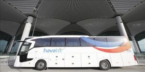 Havaist'ten İstanbul Havalimanı'na yeni hat
