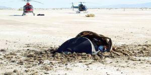 BİLİM UFO söylentisine neden olan mekiğinin fotoğrafını paylaştı