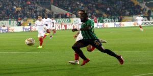 UEFA Avrupa Ligi: Akhisarspor: 2 - Sevilla: 3 (Maç sonucu)