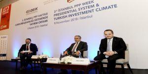 Cumhurbaşkanlığı Sisteminde Yatırım Ortamı paneli