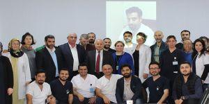 Farabi'de radyoloji günü kutlandı