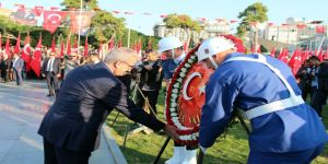 Atatürk'ün ölümünün 80. yıldönümünde anıldı