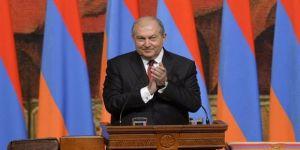 Ermenistan Cumhurbaşkanı'ndan Erdoğan açıklaması