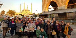 Artvinliler, Edirne'ye çıkarma yaptı