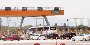 Osmangazi Köprüsü'nde bir tuhaf uygulama