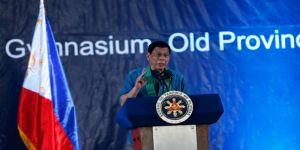 Duterte: Savaşa hazır değiliz