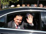 Vali Ercan topaca Kocaeli'ye veda etti