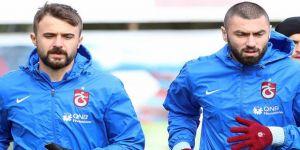 Burak Yılmaz ve Onur, Trabzonspor'a ihtar çekti