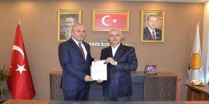 Mehmet Külte resmen aday