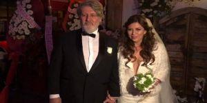 Burhan Şeşen ve Gizem Duman evlendi