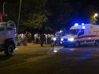 Polise Atılan Roketatar Çay Ocağına İsabet Etti: 3 Yaralı
