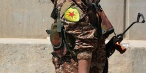 YPG'nin kıyafet ve gıda malzemeleri PKK'dan