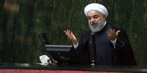 Ruhani'den ABD'nin yaptırımlarına tepki