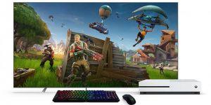 Xbox One'a klavye ve fare desteği sonunda geldi
