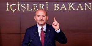 """İçişleri Bakanı Süleyman Soylu: """"Suriyeliler devletten maaş almıyor"""""""