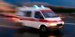 Bursa'da otomobil motosiklete çarptı! Yaralılar var