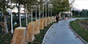 Parktaki 9 bronz büst çalındı