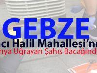 GEBZE'DE SİLAHLI SALDIRI
