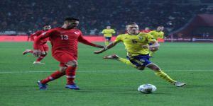 UEFA Uluslar Ligi: Türkiye: 0 - İsveç: 1 (Maç sonucu)