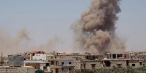 Hava saldırısı: 40 ölü