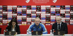 Andersson: Takımımız iyi bir performans sergiledi