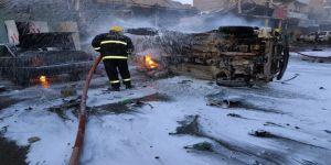 Irak'ın Tikrit kentinde patlama: 3 ölü