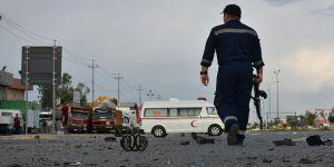 Bombalı saldırı: 5 ölü