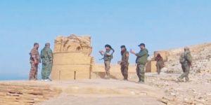 Caber Kalesi PKK kampı oldu