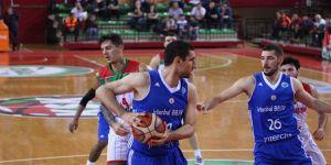 EuroCup'taki Türk derbisinde kazanan İzmir ekibi