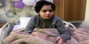 Rapunzel hastası minik Dua'nın midesinden saç, iğneler ve plastik çıktı