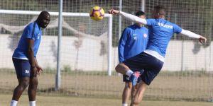 Antalyaspor'da BB Erzurumspor maçı hazırlıkları sürüyor