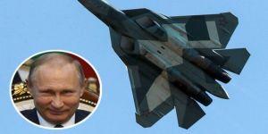 Putin'in merakla beklediği uçak!