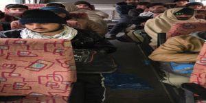 46 kaçak göçmen yakalandı