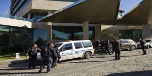 Lüks bir otelde siyanürle intihar iddiası