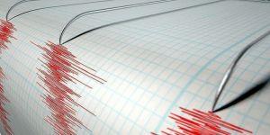 6,2 büyüklüğünde deprem