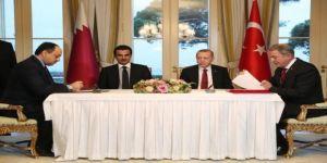 Türkiye ve Katar arasında İşbirliği Protokolü imzalandı
