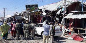 Pazar yerinde patlama: 8 ölü