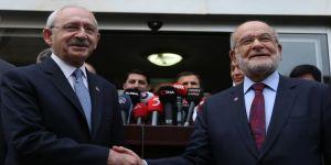 Karamollaoğlu'dan ittifak açıklaması