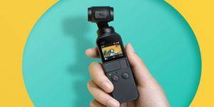 Yeni YouTuber kamerası: DJI Osmo Pocket (Video)