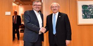 Kılıçdaroğlu'ndan Almanya Parlamentosuna ziyaret