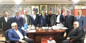 MHP ilçe başkanları bir araya geldi
