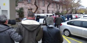 Esnafa dadanan çete operasyonla çökertildi: 7 tutuklama