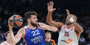 THY Euroleague: Anadolu Efes: 96 - Baskonia: 85