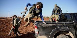ÖSO ve YPG/PKK çatıştı