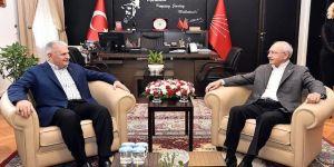 Yıldırım, Kılıçdaroğlu ile görüştü