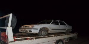 Otomobil tarım işçisine çarptı: 1 ölü