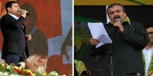 Demirtaş ve Önder'in cezaları onandı